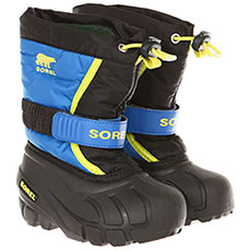 Ботинки зимние Sorel Childrens Flurry Super Blue