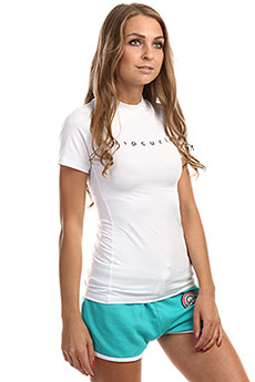 Гидрофутболка женская Rip Curl Sunny Rays Relaxed White