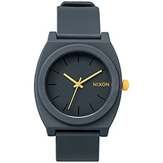 Кварцевые часы Nixon Time Teller Matte Steel Gray