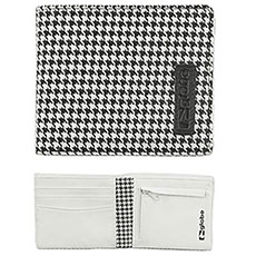 Кошелек Globe Hounds Tooth Lords Wallet Black/White