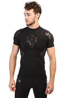 Защита G-Form Pro-x Compression Shirt Black-embosg