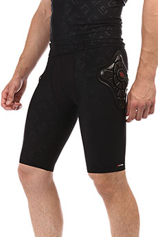 Защита на бедра G-Form Pro-x Compression Shorts Black Embosg