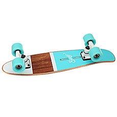 Скейт мини круизер Eastcoast Shelby 27 Ocean 7.25 x 27.25 (69.3 см)