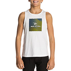 Майка детская Rip Curl Photoprint Tank Optical White