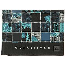 Кошелек Quiksilver Freshness Bijou Blue