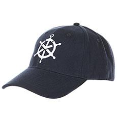 Бейсболка классическая TrueSpin Mate Navy