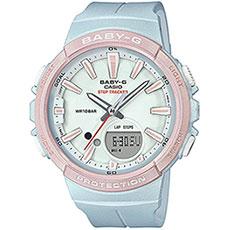 Электронные часы женские Casio G-Shock Baby-g bgs-100sc-2a Light Blue