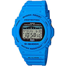 Электронные часы Casio G-Shock gwx-5700cs-2e Light Blue