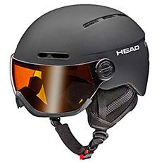 Шлем для сноуборда Head Knight Black