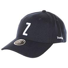 Бейсболка классическая TrueSpin Next Level Abc Round Navy/White-z