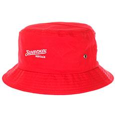 Панама Запорожец Logo 2 Red