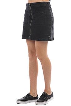 Юбка женская Roxy Streetdirection Black