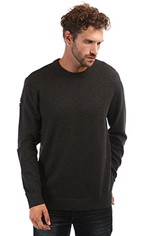 Джемпер QUIKSILVER Shdmarinsweater Dark Grey Heather