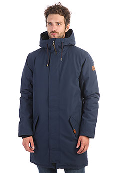 Куртка парка QUIKSILVER Altai Parka Dress Blues