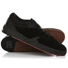 Кеды низкие DC Tiago S Black