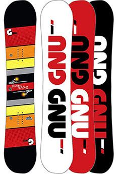Сноуборд GNU Asym Riders Choice C2x None