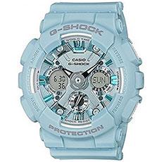 Электронные часы Casio G-Shock gma-s120dp-2aer Light Blue
