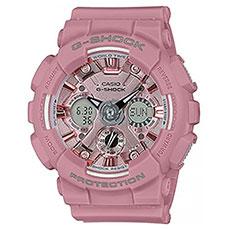 Электронные часы Casio G-Shock gma-s120dp-4aer Pink