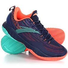 Кроссовки ANTA Обувь Для Баскетбола Синие