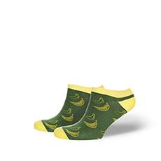 Носки Запорожец Банан Зеленый