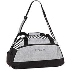 Сумка спортивная женская Rip Curl Wknd Essentials gear Bag Black