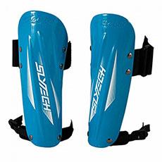 Защита Shred 4armguards Assault Zytel Щитки На Предплечья (длина: 25cm) Blue