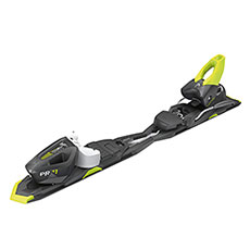 Крепления для лыж Head Pr 11 Gw Brake 78 (g) Matt Black/Fl. Yellow
