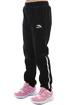 Штаны спортивные детские ANTA W36817748-3 Черные