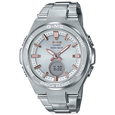Кварцевые часы женские Casio G-Shock Baby-G 68959 msg-s200d-7aer