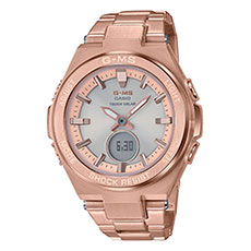 Кварцевые часы женские Casio G-Shock Baby-G 68960 msg-s200dg-4aer