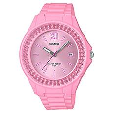 Кварцевые часы женские Casio Collection 68978 lx-500h-4e2vef