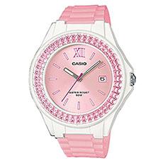 Кварцевые часы женские Casio Collection 68981 lx-500h-4e5vef
