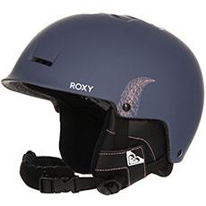 Шлем для сноуборда женский Roxy Avery Crown Blue queen Mot