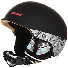 Шлем для сноуборда женский Roxy Angie True Black pop Snow