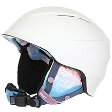 Шлем для сноуборда женский Roxy Millbury Bright White snowyva