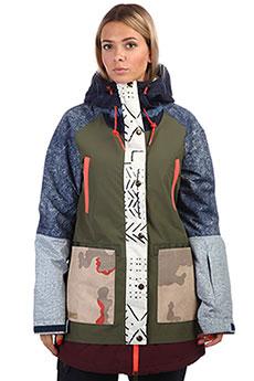 Куртка утепленная женская DC Riji Se Jkt Multi Repurpose Ri