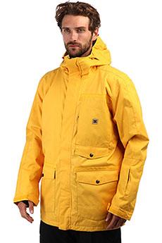 Куртка утепленная DC Servo Golden Rod