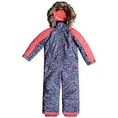 Комбинезон сноубордический детский Roxy Paradise Suit K Snsu Bachelor Button rumb