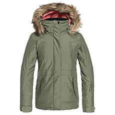Куртка утепленная Roxy Tribe Girl Four Leaf Clover