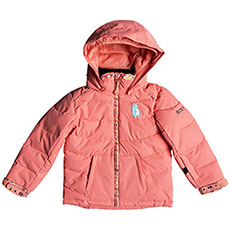 Куртка утепленная Roxy Anna Shell Pink