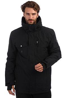 Куртка зимняя QUIKSILVER Mission Soli Black