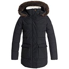 Куртка зимняя детская Roxy Elsie True Black