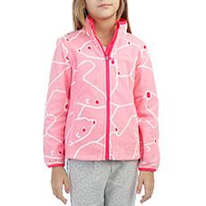 Толстовка классическая детская ANTA W36746709 Розовая