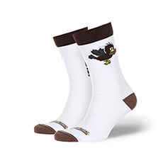 Носки Запорожец Галчонок-18 Белый