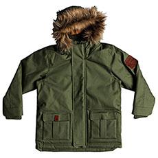 Куртка зимняя детская QUIKSILVER Tottori Boy Four Leaf Clover