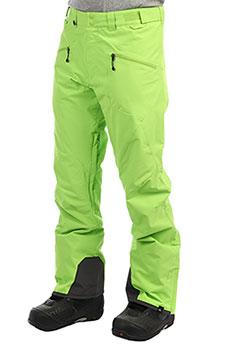 Штаны сноубордические QUIKSILVER Boundry Lime Green