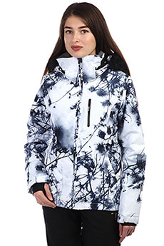 Куртка утепленная женская Roxy Jetski Premium Bright White_pine