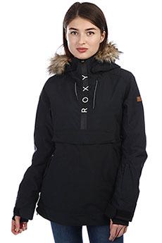 Анорак сноубордический женский Roxy Shelter True Black