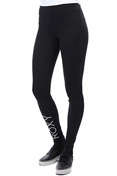 Леггинсы женские Roxy Spy Game Pant 2 Black