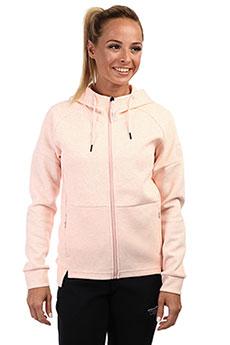 Толстовка классическая женская ANTA 8683777 Розовая